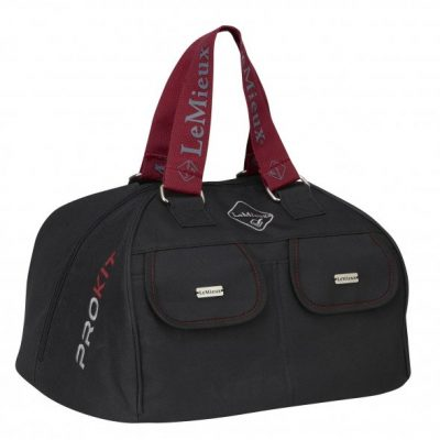 Lemieux Showkit Hat Bag - Black